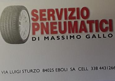 Servizio pneumatici Gallo